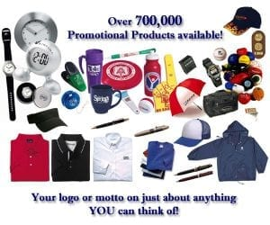 Custom Logo Promotional Products