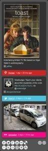 social stream example