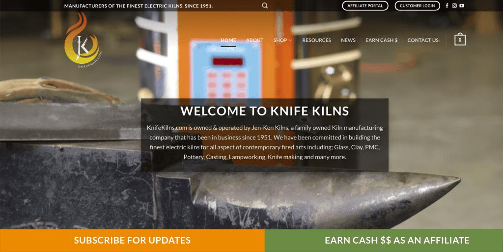 Knife Kilns - Lakeland, Florida
